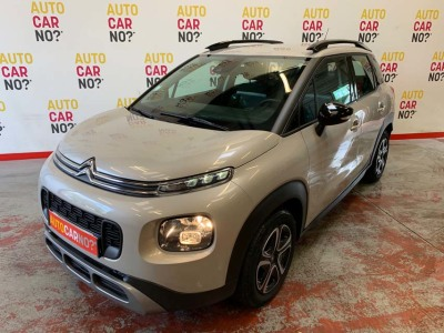 Voiture occasion CITROEN C3 AIRCROSS 1.6 BLUEHDI 100 FEEL GRIS Diesel Nimes Gard