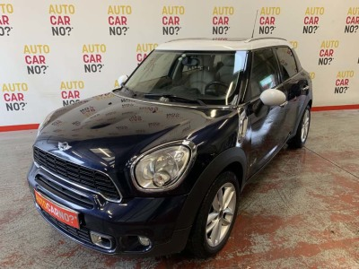 Voiture occasion MINI COUNTRYMAN COOPER SD 143 ALL4 BLEU Diesel Montpellier Hérault