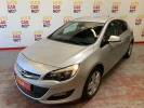 Voiture occasion OPEL ASTRA 4 1.4 TURBO 120 EDITION GRIS Essence Alès Gard