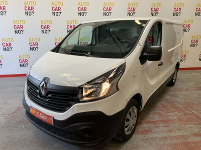 Voiture occasion RENAULT TRAFIC 3 L1H1 1000 1.6 DCI 120 GRAND CONFORT BLANC Diesel Montpellier Hérault