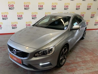 Voiture occasion VOLVO S60 2.0 D3 150 R-DESIGN GEARTRONIC GRIS Diesel Montpellier Hérault