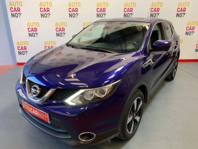 Voiture occasion NISSAN QASHQAI 2 1.6 DIG-T 163 CONNECT EDITION BLEU Essence Nimes Gard