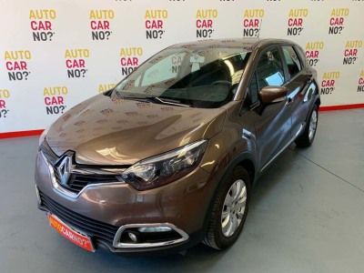 Voiture occasion RENAULT CAPTUR 1.5 DCI 90 ENERGY BUSINESS ECO2 MARRON Diesel Nimes Gard