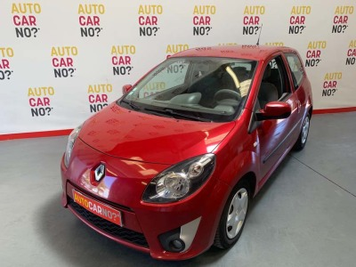 Voiture occasion RENAULT TWINGO 2 1.5 DCI 75 FAP EXPRESSION EURO5 ROUGE Diesel Nimes Gard