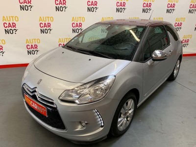 Voiture occasion CITROEN DS3 1.6 E-HDI 92 AIRDREAM SO CHIC GRIS Diesel Avignon Vaucluse