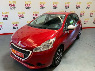Voiture occasion PEUGEOT 208 1.0 PURE TECH 68 ROUGE Essence Alès Gard