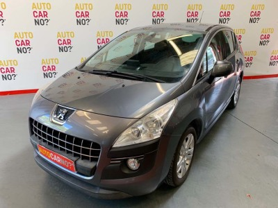 Voiture occasion PEUGEOT 3008 1.6 e-HDI 112 BUSINESS Diesel Nimes Gard