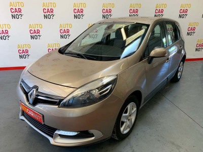 Voiture occasion RENAULT SCENIC 3 1.5 DCI 110 ENERGY BUSINESS ECO2 MARRON Diesel Nimes Gard