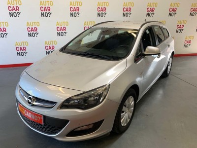 Voiture occasion OPEL ASTRA 4 SPORTS TOURER 1.6 CDTI 110 ECOFLEX S/S BUSINESS CONNECT GRIS Diesel Nimes Gard