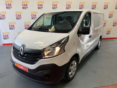 Voiture occasion RENAULT TRAFIC 3 L1H1 DCI 95 E6 GD CONFORT BLANC Diesel Nimes Gard