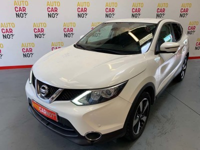Voiture occasion NISSAN QASHQAI 2 1.5 DCI 110 CONNECT EDITION BLANC Diesel Nimes Gard