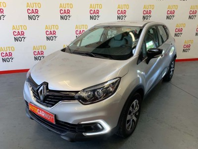 Voiture occasion RENAULT CAPTUR 1.5 DCI 90 ENERGY BUSINESS ECO2 GRIS Diesel Nimes Gard