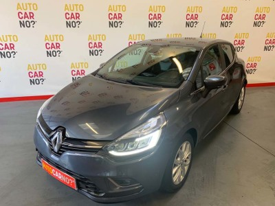Voiture occasion RENAULT CLIO 4 1.5 DCI 90 ENERGY INTENS GRIS Diesel Nimes Gard