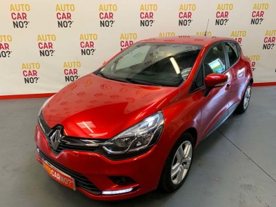 Voiture occasion RENAULT CLIO 4 DCI 75 ENERGY BUSINESS ROUGE Diesel Arles Bouches du Rhône