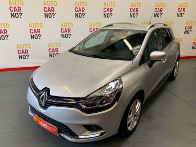 Voiture occasion RENAULT CLIO 4 ESTATE 1.5 DCI 90 BUSINESS GRIS Diesel Montpellier Hérault