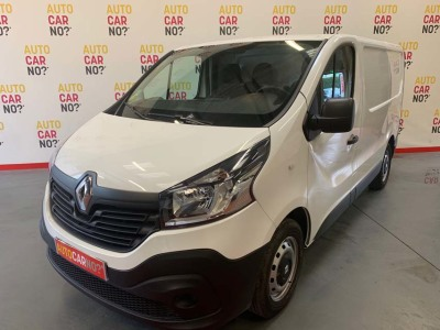 Voiture occasion RENAULT TRAFIC FOURGON L1H1 DCI 95 CONFORT BLANC Diesel Nimes Gard