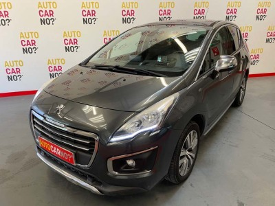 Voiture occasion PEUGEOT 3008 1.6 HDI 115CH FAP Diesel Nimes Gard