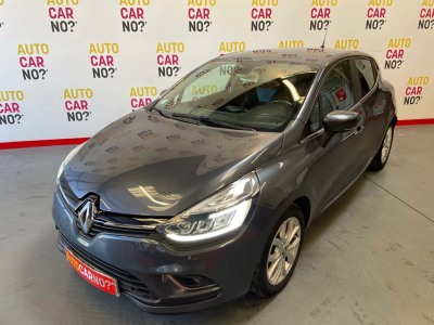 Voiture occasion RENAULT CLIO 4 DCI 90 ENERGY INTENS GRIS Diesel Montpellier Hérault