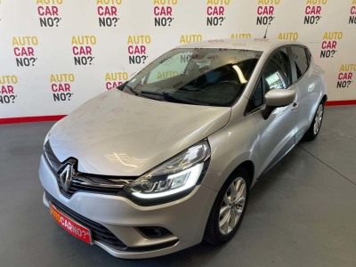 Voiture occasion RENAULT CLIO 4 DCI 90 ENERGY INTENS GRIS Diesel Nimes Gard