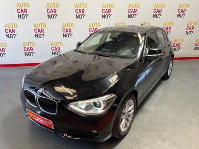 Voiture occasion BMW SERIE 1 F20 5PORTES 118DA 143 LOUNGE 5P NOIR Diesel Nimes Gard