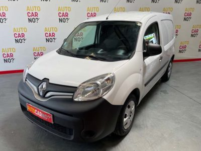 Voiture occasion RENAULT KANGOO 2 EXPRESS 1.5 DCI 75 ENERGY EXTRA BLANC Diesel Montpellier Hérault