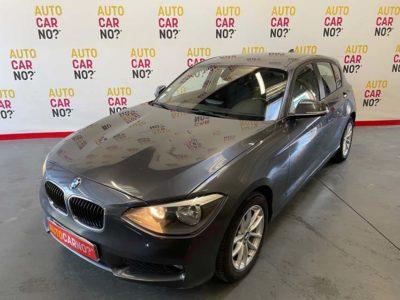 Voiture occasion BMW SERIE 1 GRIS Montpellier Hérault