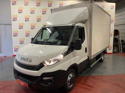 Voiture occasion IVECO DAILY 5 CHASSIS CABINE 35C16 EMPATTEMENT 4100 BLANC Diesel Montpellier Hérault