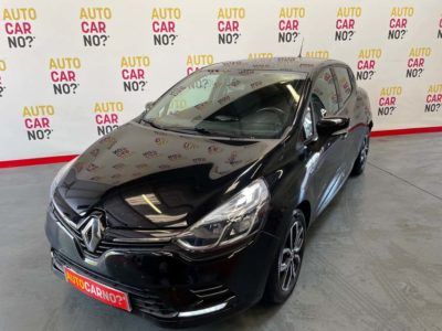 Voiture occasion RENAULT CLIO TCE 75 LIMITED NOIR Nimes Gard