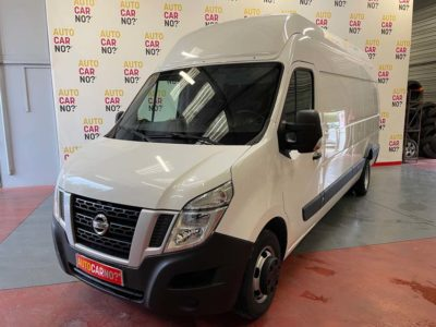 Voiture occasion NISSAN NV400 L4H3 2.3 DCI 165 S/S OPTIMA BLANC Nimes Gard