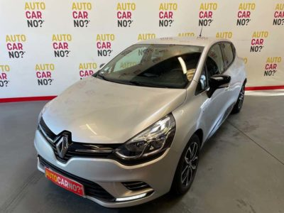Voiture occasion RENAULT CLIO 4 0.9 TCE 75 ENERGY LIMITED E6C GRIS Essence Nimes Gard